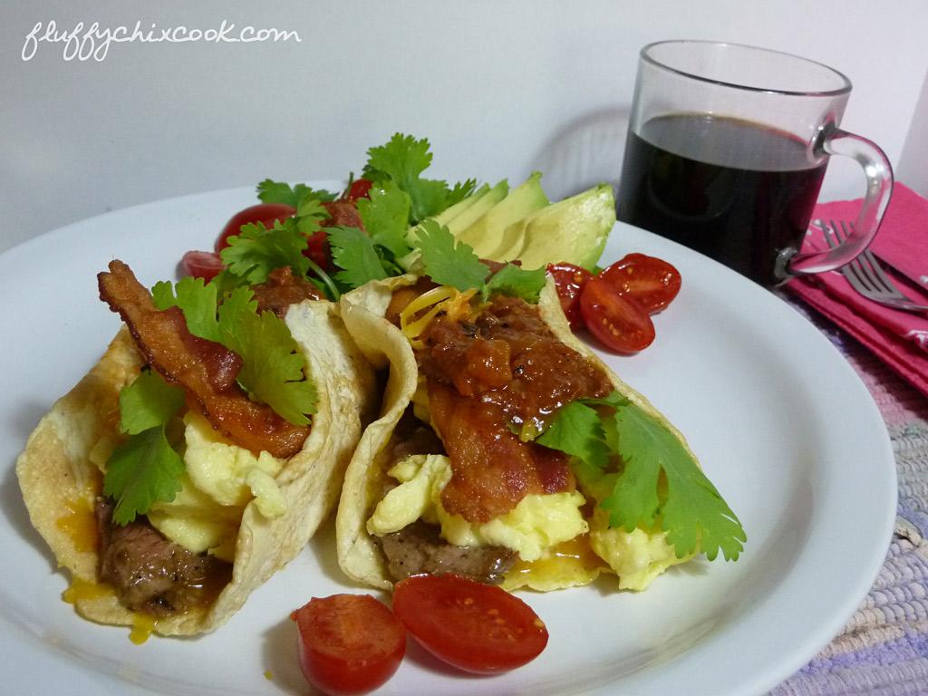beef-bacon-egg-taco