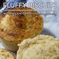 Fluffy Biscuits – Low Carb | Induction Friendly | Sorta-Page 4 Friendly