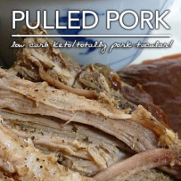Slow Cooker Pulled Pork – Low Carb | Sugar Free Goodness