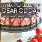 2014 Father's Day Recipe Round – Up | 31 Best Healthy Low Carb Keto & Gluten Free Recipes