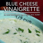 Blue Cheese Vinaigrette – Low Carb | Gluten Free | Sugar Free