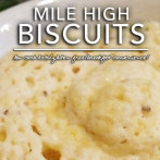 Mile High Keto Biscuits – OWL | Low Carb | Gluten Free