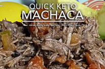 Quick Keto Machaca – Low Carb & Gluten Free