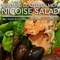 Salmon Salad Niçoise – Dr. Westman's No Sugar No Starch Diet – Week 2|Day 7