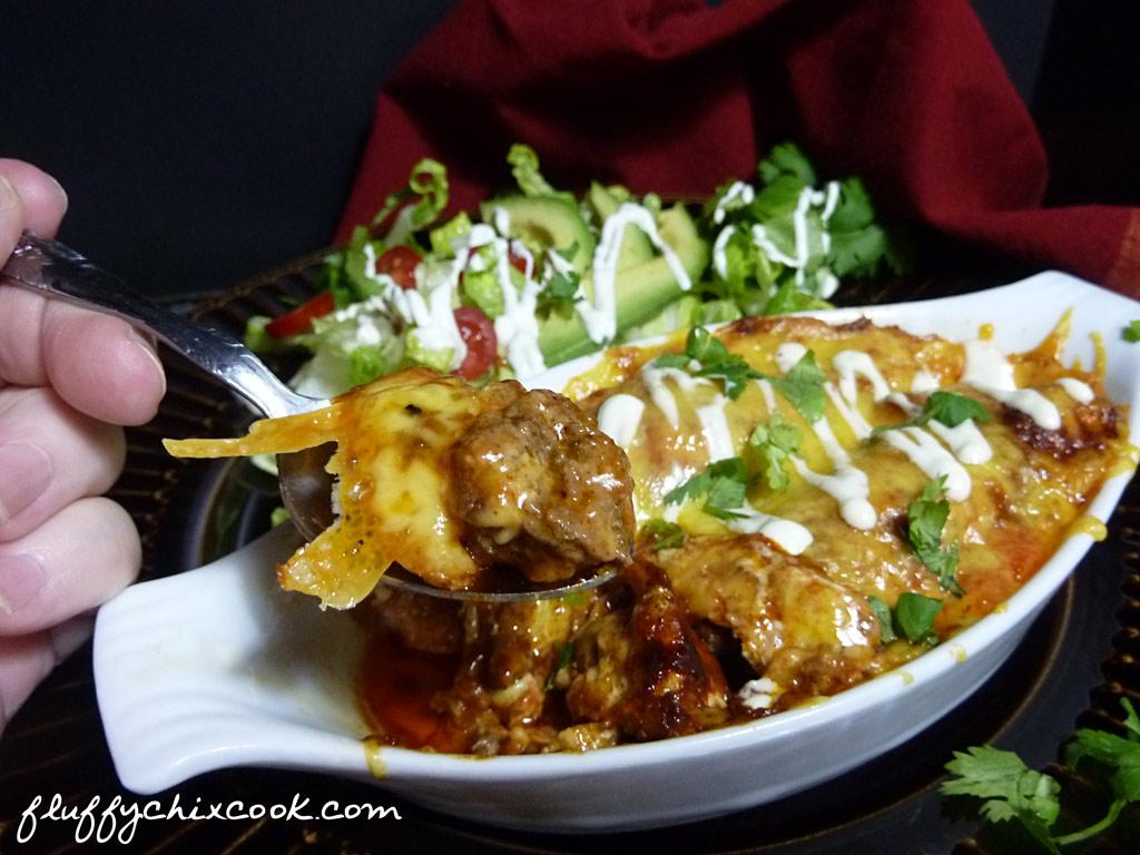 beef-enchiladas-red-sauce-cheesy-bite