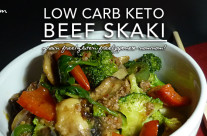 Beef Skaki – A Low Carb Keto Japanese Favorite