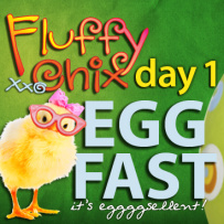 Egg Fast – 08.18.14 – Featuring Quick Keto Egg Drop Soup
