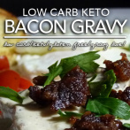 Easy Bacon Gravy