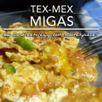 Egg Fast Recipe – Migas – Low Carb Keto | Gluten Free Breakfast Any Time