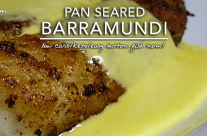 Pan Seared Barramundi – A Recipe for Low Carb Keto Pan Searing Success