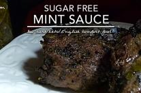 Sugar Free Mint Sauce – Low Carb Keto | Gluten Free Crosse & Blackwell Copykat Recipe