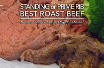 The Best Standing Rib Roast – Ever! Keto Magic  (We Cain't Make This Stuff Up | No Fail)