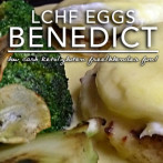 Low Carb Keto Eggs Benedict