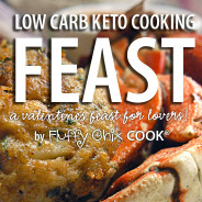 FEAST |February – a low carb keto valentine's feast for lovers