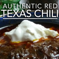 Low Carb Authentic Texas Chili Red – Keto Dreams Come True