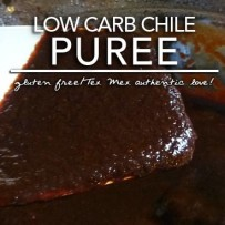 Low Carb Chile Puree – A Tex Mex Staple