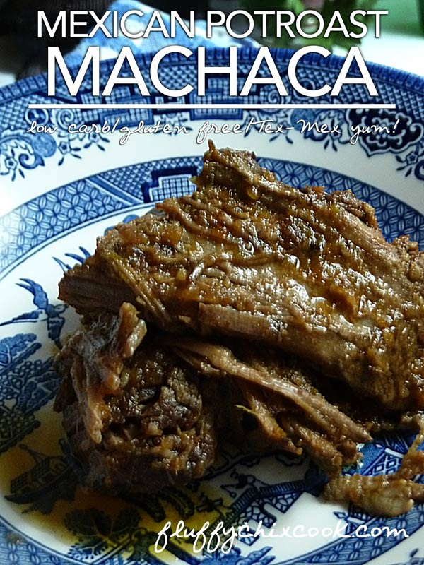Low Carb Mexican Pot Roast Recipe
