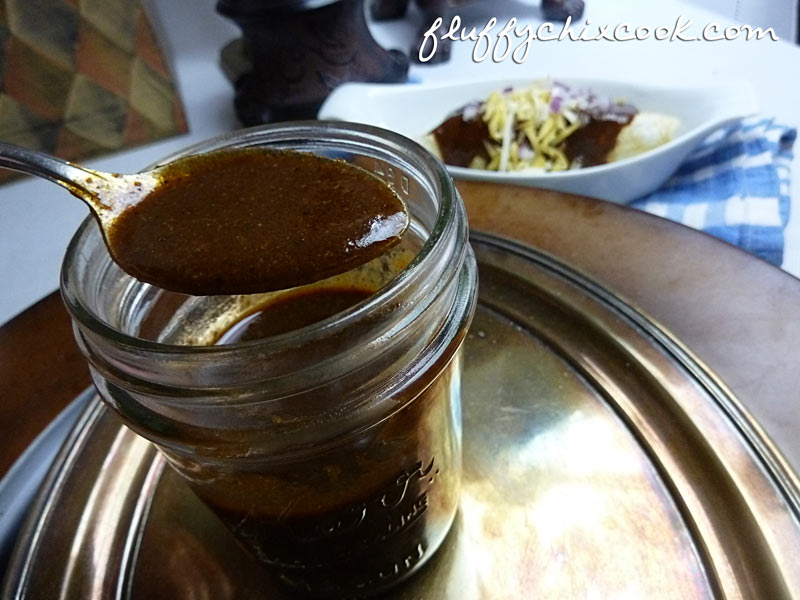 Spoonful of Low Carb Tex Mex Chili Gravy