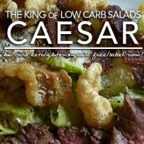 Low Carb Caesar Salad – TNT Fluffy Recipe