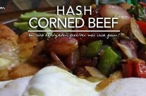 Low Carb Corned Beef Hash (Tex Mex Irish Dirty Fusion)