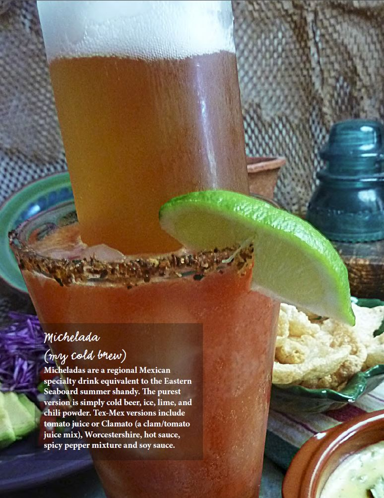 Feast May - Low Carb Michelada