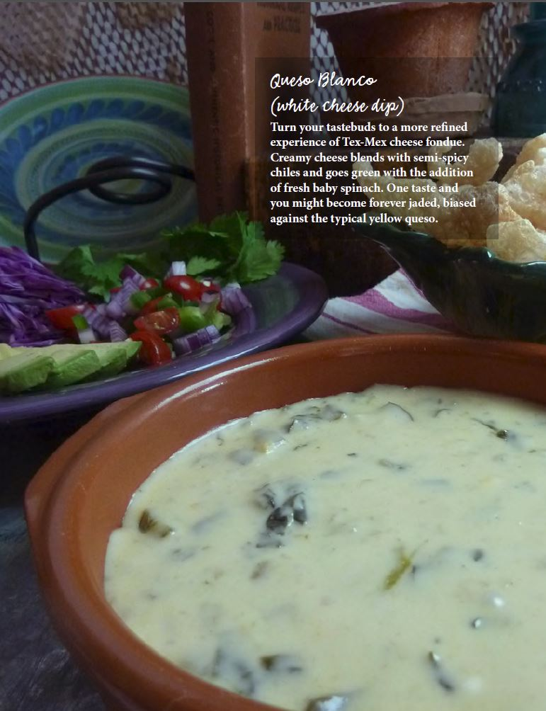 Feast May - Low Carb Queso Blanco