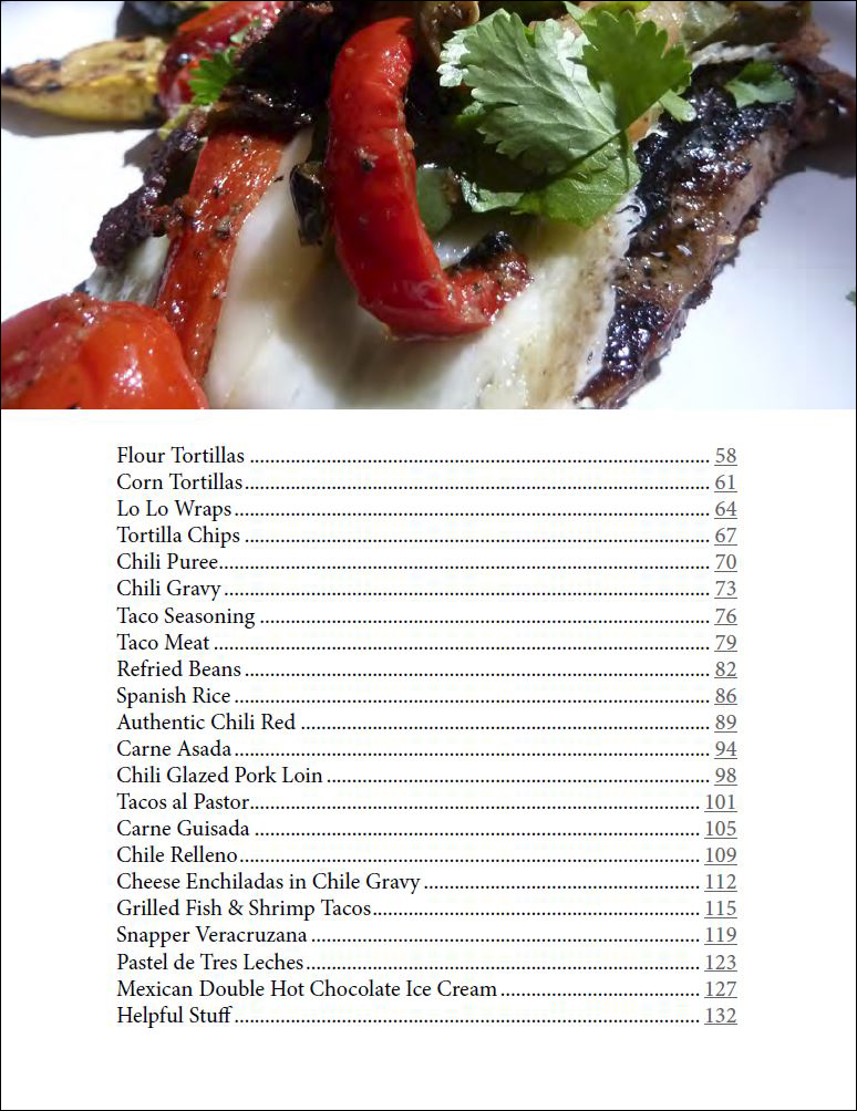 Feast May Contents Page 2