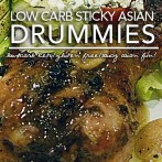 Sticky Asian Drummies – The Low Carb Asian Wing Sub