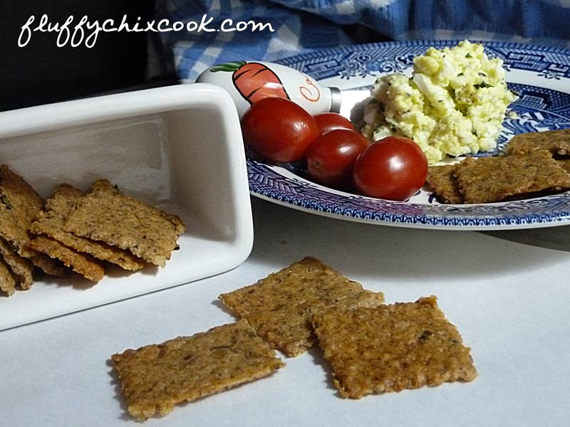 Low Carb Wheat Thin Copycat Recipe
