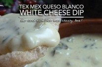 Low Carb Queso Blanco – A White Cheese Dip That Makes Your Taste Buds Sing!