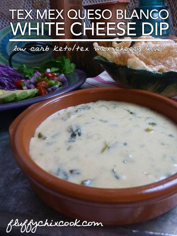 Queso Blanco White Cheese Dip