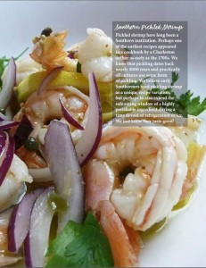 Southern Pickled Shrimp