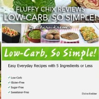Low Carb, So Simple: Easy Everyday Recipes – Book Review | Fluffy Chix Cook Awards: Wings UP!