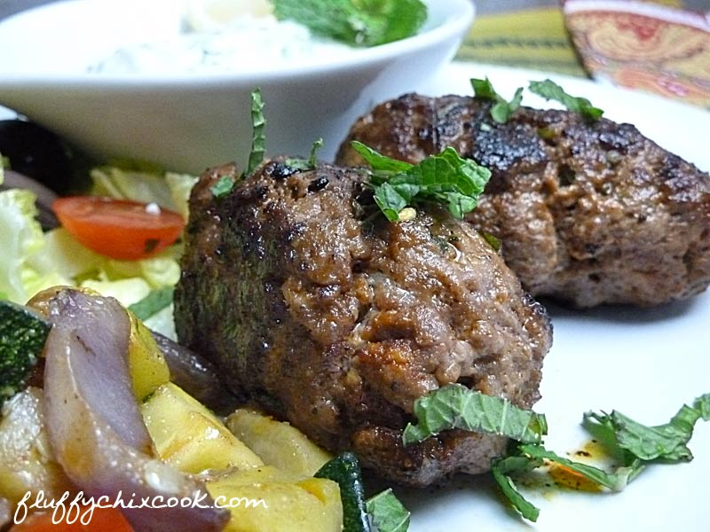 Low Carb Lamb Kefta Easy Everyday Recipes by Elviira Krebber