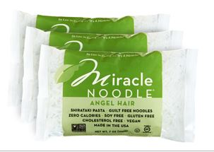 Miracle Angel Hair Noodles