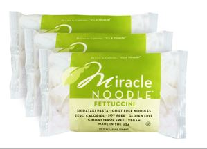 Miracle Fettuccini Noodles