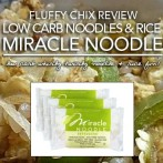 Miracle Noodle and Miracle Rice Reviews – Low Carb and Gluten Free