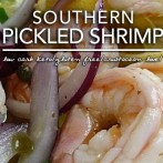 Southern Pickled Shrimp – A Sneak Peek into Summer FEAST