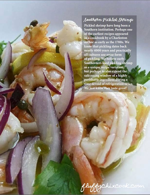 Southern Pickled Shrimp Introduction
