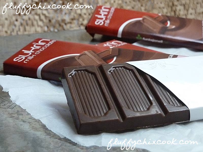 Sukrin Milk Chocolate Bar2